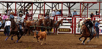 Second Performance Team Roping